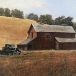 Mail Pouch Barn -Acrylic