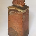 Canyon Shadows - ceramic
