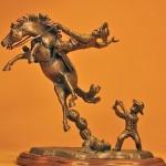 Little Big Man -Bronze -Edition of 25