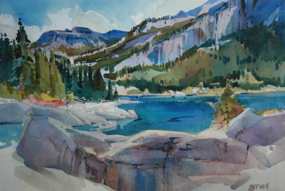 Thunder Peak Slope