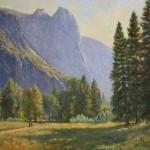 Walk in the Meadow -Oil -16x20