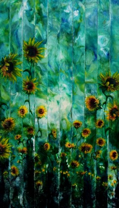9-8-12 Candice Sunflower 002
