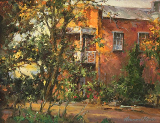 OIL PAINTING: A DIRECT APPROACH WITH HOWARD REES @ Petroglyphe Gallery | Mokelumne Hill | California | United States