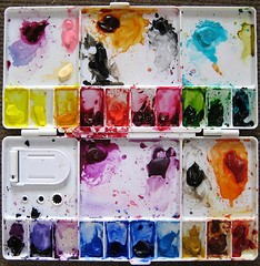 1 Day Workshop: Color Mixing in Watercolor @ Petroglyphe Gallery | Mokelumne Hill | California | United States