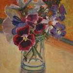 From My Garden -Oil -12x9
