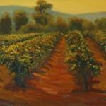 Vineyard Autumn-Oil-18x20