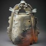 Pond Bell -Ceramic
