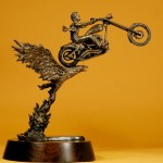Flying High -Bronze -Edition of 35