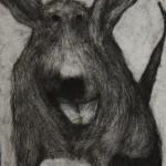 Little Rex-Etching Print-6x4