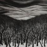 Winter-Etching Print-8x12