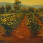 Vineyard Autumn-Oil-18x20