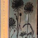Wild Child -fused glass & copper -8.5x5.25