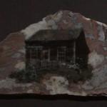 Dolan Residence -framed 8x10 -photo stone