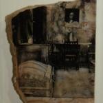 Lotte Johl -framed 10x8 -photo stone