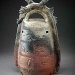 Raven Bell -Ceramic -SOLD